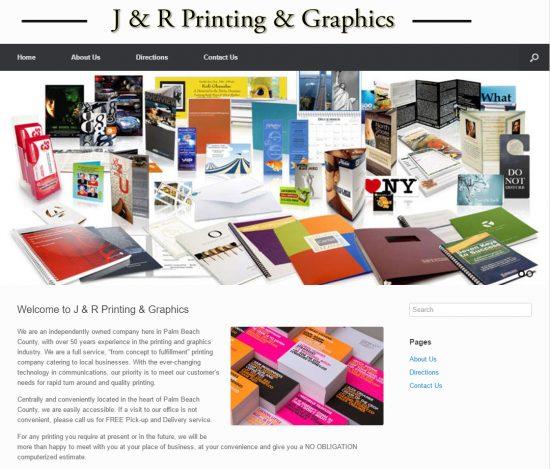 JandR-website